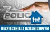 Logotyp - Bezpieczniej z Dzielnicowym