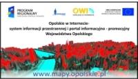 logotyp systemu mapy.opolskie.pl